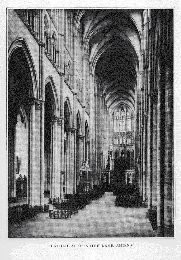 CATHOLIC ENCYCLOPEDIA: Amiens