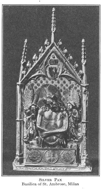 CATHOLIC ENCYCLOPEDIA: Metalwork